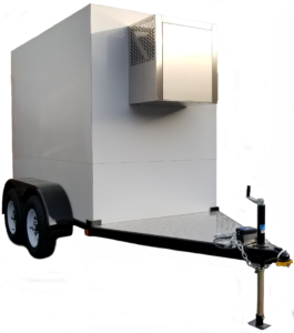 4 x 8 Refrigerated Trailer - Polar Temp