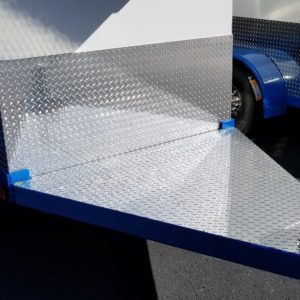 diamond plate trailer tongue