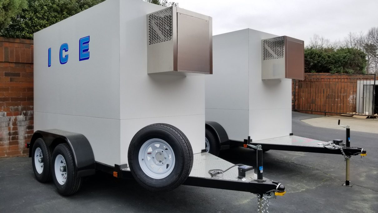 Polar Temp refrigerated trailer